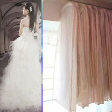 Large Non-Woven Fabric Wedding Dress Evening Gown Dustproof Cover&Storage Bag