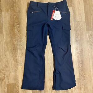 Women's Volcom Grace Ski Snowbord Sledding Pants H1352007 MSRP $185 Brand New