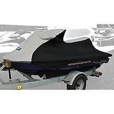 Seadoo Storage Cover GTS 2001 2002 Jet Ski Cover Black and Gray 1 Year Warranty
