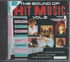 V/A - The Sound of Hit Music VOL. 2 (PART 2) CD 14TR ARCADE 1988 Kylie, FUN FUN