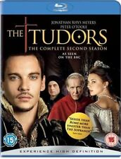 The Tudors - Series 2 - Complete (Blu-ray, 2008, 3-Disc Set) FREE SHIPPING
