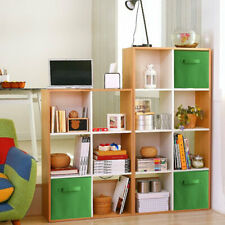 1 PCS Storage Bin Closet Toy Box Container Organizer Home Fabric Cube US stock