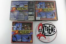 PLAY STATION PS1 PSX 2XTREME COMPLETO PAL ESPAÑA