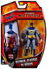 "DC Comics Multiverse Collection__Arkham Origins 1966 TV Series BATMAN 4 "" figure"