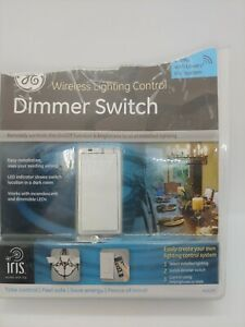 GE Jasco Z Wave Smart Dimmer Switch 45639 - ZW3003 Iris (For Dimmable LED)