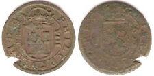 49--FELIPE III, 8 MARAVEDIS-CECA DE SEGOVIA--AÑO 1607-MBC