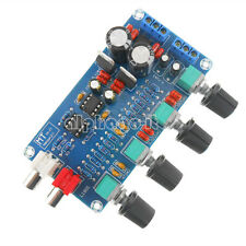 DIY Kits NE5532 HIFI OP-AMP Amplifier Preamplifier Volume Tone EQ Control Board