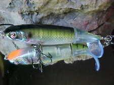 "River2Sea 5"" SILENT Series Dahlberg WHOPPER PLOPPER WPL130S-28 for Musky/Pike"