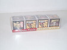 """Planet stories """"Iqube Puzzle"""" (New & Sealed) by Mad Moose 2010."""