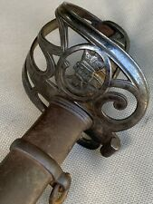 Historic Wilkinson 1827 Officers sword - Carried through the Kaffir & Crimea War