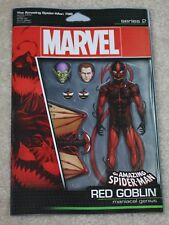 AMAZING SPIDER-MAN 799 JTC RED GOBLIN IDENTITY ACTION FIGURE VARIANT EXCLUSIVE