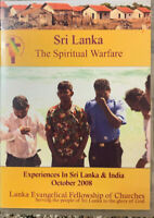 SRI LANKA The Spiritual Warfare Experience in Sri Lanka & India 2008