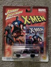 Johnny Lightning X-Men Marvel Ford LTD 1:64 Scale