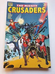 Mighty Crusaders, The #3 (Dark Circle 2018)