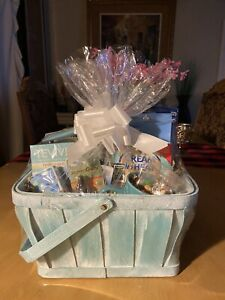 Get Well Soon Gift Basket with Disinfecting  UV Light