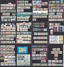 Bermuda. Large collection on stockcards. Many unmounted/mounted mint.