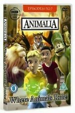 Animalia - Where Animals Rule  DVD (2008)