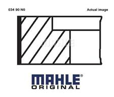 FOR AUDI VOLVO PISTON RING KIT A6 4A2 C4 AEL AAT A6 S6 4A2 C4 ABP MAHLE ORIGINAL