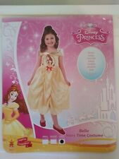 Disney Belle Story Time Costume Girls age 7-8