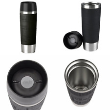 Emsa 515615 Travel Mug Large insulated drinking cup with Quick Press closure, 0.