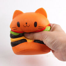 Squishy juguete Squeeze Toy Slow Lento Rising Jumbo Squeeze Lindo divertidos cat
