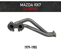 Headers / Extractors for Mazda RX7- 12A Rotary