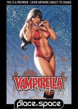 (WK46) VAMPIRELLA 2021 HOLIDAY SPECIAL #1A - LINSNER - PREORDER NOV 17TH