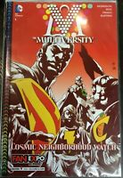 MULTIVERSITY #1 RARE EXCLUSIVE 2014 VARIANT Fan Expo Canada