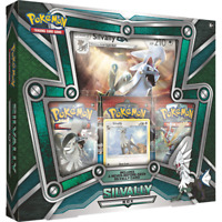 Pokemon: Silvally Collection Box: Inc 3 Booster Packs + Promo Cards