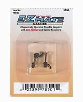 BACHMANN 78501 N EZ MATE MAGNETICALLY OPERATED KNUCKLE COUPLERS LONG (1 pair)