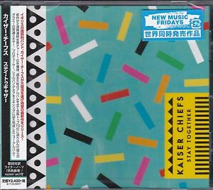 KASIER CHIEFS STAY TOGETHER RARE 11 TRACK JAPAN CD