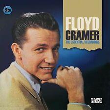 FLOYD CRAMER - ESSENTIAL RECORDINGS DOPPEL-CD NEW!