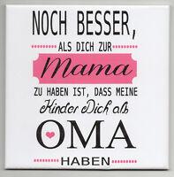 Dekofliese Wandbild Bildfliese Muttertag (079DP) Geschenkidee Fliese