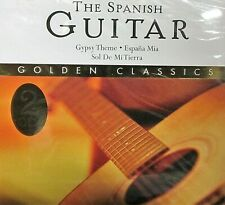Spanish Guitar, NEW 2 CDs Golden Classics Gypsy Theme,Espana Mix,So De Mi Tierra