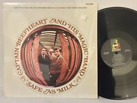 Captain Beefheart Magic Band Safe As Mild NM in SHRINK 1985 Issue INCREDIBLE