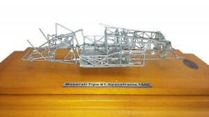 CMC-Classic Model Cars USA Maserati Tipo Birdcage Space Frame. Delivery is Free