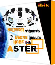 Aster Home (2 User) Annual License