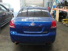 HOLDEN COMMODORE BOOTLID, VE, SV6/SS/SSV, SPOILERED TYPE, NON CHROME MOULD, 08/0