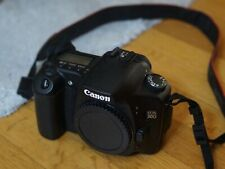 Canon EOS 30D 8.2MP Digital SLR Camera - Black (Body+Battery+Charger)