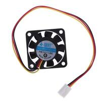 3 Pin 40mm Computer CPU Cooler Cooling Fan PC 4cm 40x40x10mm DC 12V #G