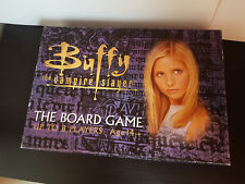 BUFFY THE VAMPIRE SLAYER BOARD GAME 2000
