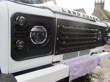 LAND Rover Defender Heavy Duty Grill Griglia anteriore e set di Guardia Luce