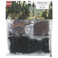 BUSCH 6478 H0 Wald-Set ++ NEU & OVP ++