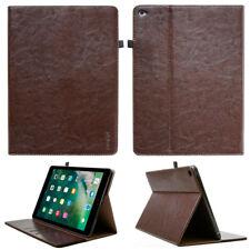 Smart Cover in cuoio per Apple iPad Air 2 Custodia Borsa Protezione tablet