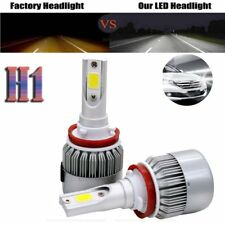 Super Bright COB H1 C6 36000LM 36W LED Car Headlight Fog Light Lamp Bulb NEW
