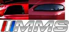 1994-1998 Ford Mustang V6 GT Cobra Smoke GTS Acrylic Headlight Taillight Covers