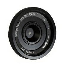 Skink Pinhole Pancake Retro Pro Kit modular swap apertures - Leica M 262 220 MP9