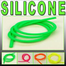 "2.3mm 3/32"" I.D Small Bore Silicone RC Nitro Glow Fuel Tubing Hose Pipe Tube UK"
