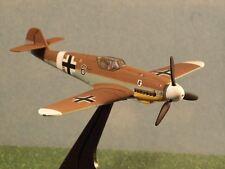 "Dragon Me Bf109G-2~""Black 6""~North Africa 1942~Dw50087"