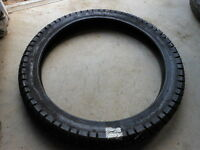 New NOS Motorcycle Tire Front Kings 90 90 21